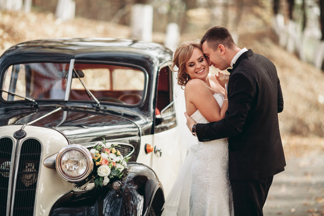 coches bodas