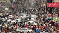 Conducir en la India/