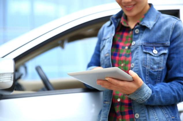 Documentos para registrar un vehículo
