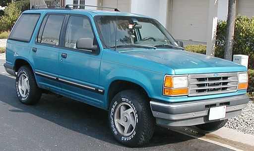 El desastre de los neumáticos Firestone para Ford