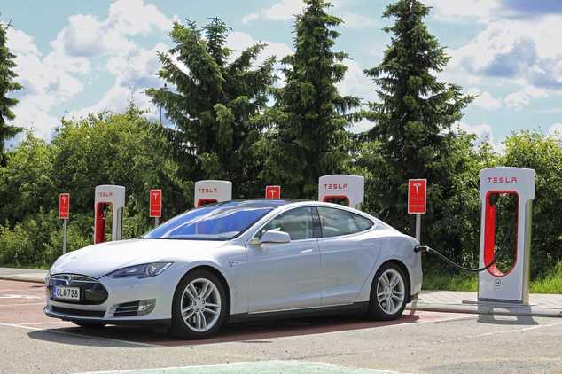 Coche Tesla