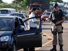 Notificación de multas de tráfico