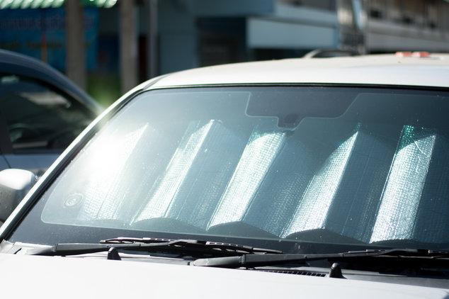 parasol para el coche