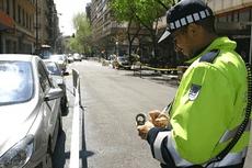 Recurrir multa de aparcamiento