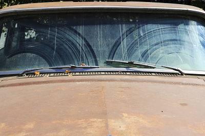 Renovar las escobillas del parabrisas