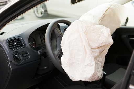 Mortales airbags de Takata
